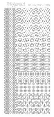 Hobbydots stickers serie 04 compleet (22 stickervellen)