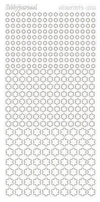 Hobbydots stickers serie 08 compleet (22 stickervellen)
