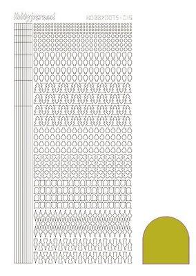 Hobbydots stickers serie 15 compleet (22 stickervellen)