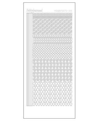 Hobbydots stickers serie 19 compleet (22 stickervellen)