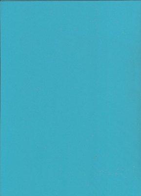 Hobbykarton A5 10 vel Hemelsblauw 225gr.