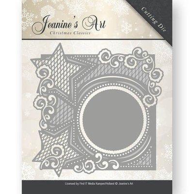 JAD10006 - Die - Jeaninnes Art - Christmas Classics - Star frame