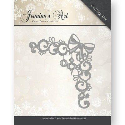 JAD10009 - Die - Jeaninnes Art - Christmas Classics - Ornament corner