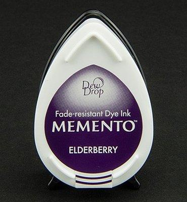 MD-507 - Memento klein - InkPad-Elderberry