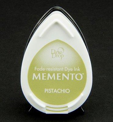 MD-706 - Memento klein - InkPad-Pistachio