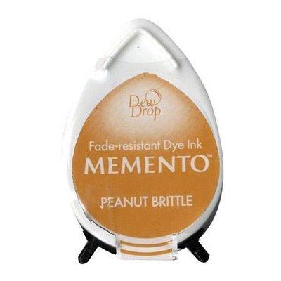 MD-802 - Memento klein - InkPad- Peanut Brittle