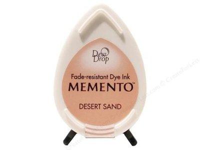 MD-804 - Memento klein - InkPad- Desert Sand