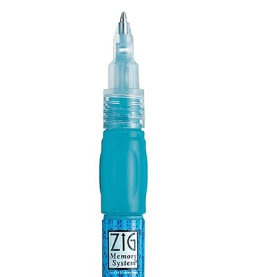 MSB-10M - ZIG - 2 Way Glue - Squeeze & Roll Glue Pen