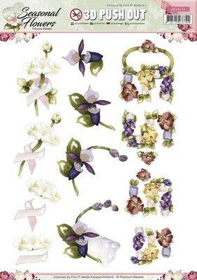 SB10135 - Pushout - Precious Marieke - Seasonal Flowers