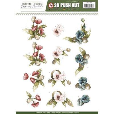 SB10156 - Pushout - Precious Marieke - Fantastic Flowers