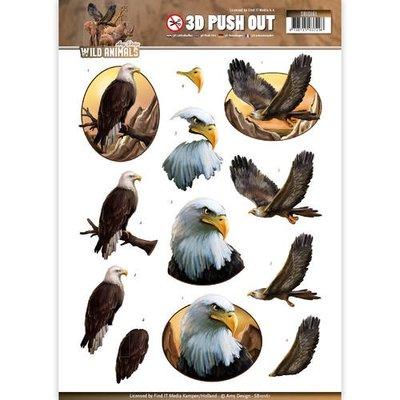 SB10161 - Pushout - Amy Design - Wild Animals