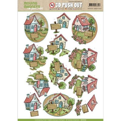 SB10164 - Pushout - Yvonne Creations - Moving Madness
