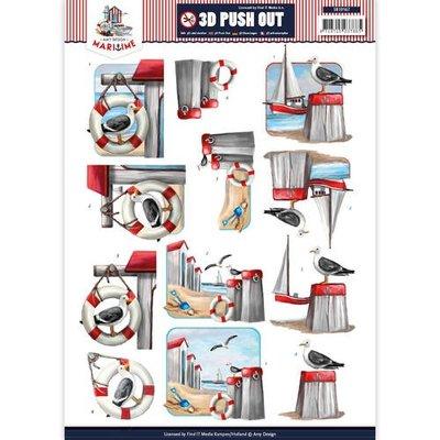 SB10167 - Pushout - Amy Design - Maritime