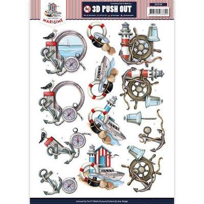 SB10168 - Pushout - Amy Design - Maritime