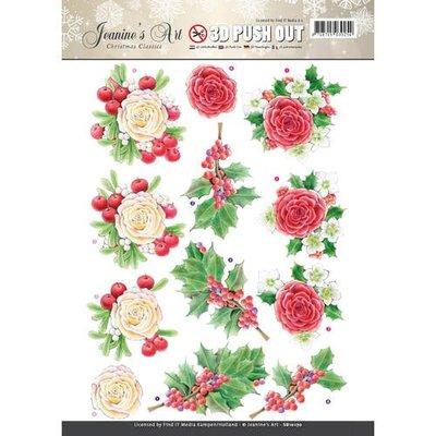 SB10170 - Pushout - Jeaninnes Art - Christmas Classics