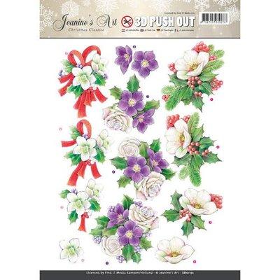 SB10172 - Pushout - Jeaninnes Art - Christmas Classics