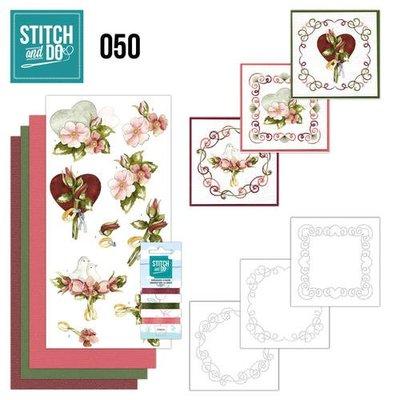 Stitch and Do 50 - Huwelijk