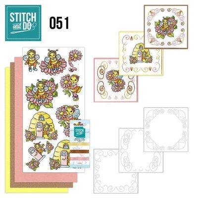 Stitch and Do 51 - Bijtjes