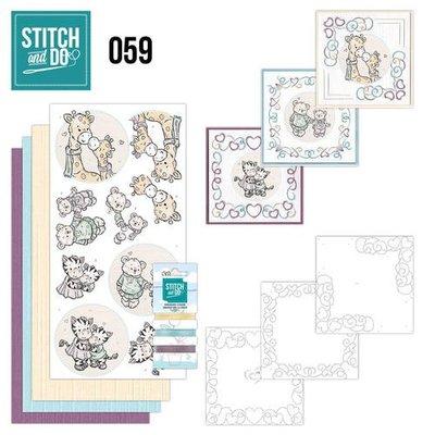 Stitch and Do 59 - I love you
