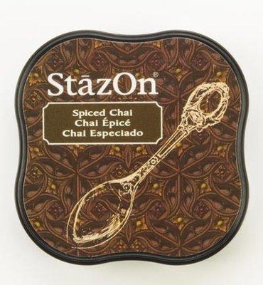 SZ-MID-45 StaZon midi Spiced Chai