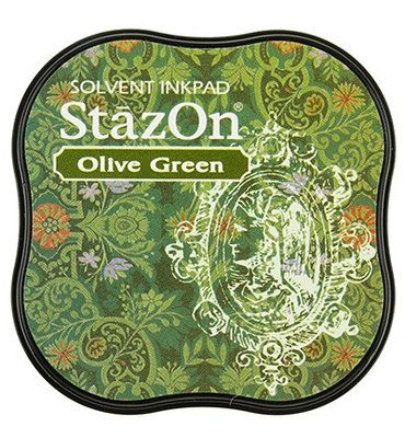 SZ-MID-51 StaZon midi Olive Green