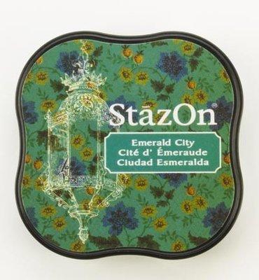 SZ-MID-54 StaZon midi Emerald City