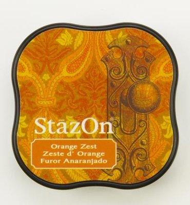 SZ-MID-71 StaZon midi Orange Zest