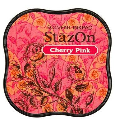 SZ-MID-81 StaZon midi Cherry Pink