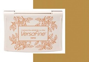 VF-52 Inkpad Versafine Toffee