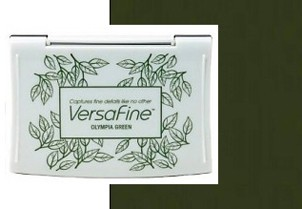 VF-62 Inkpad Versafine Spanish moss