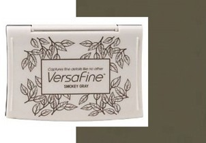 VF-83 Inkpad Versafine Smokey grey