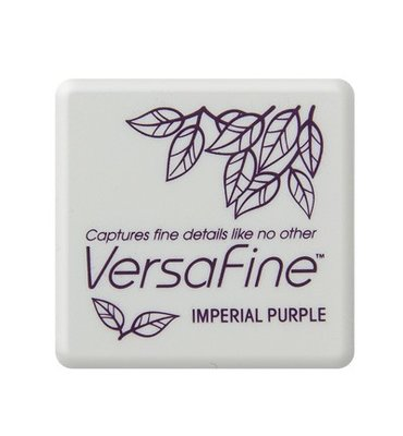 VF-SML-037 Inkpad Versafine klein Imperial Purple
