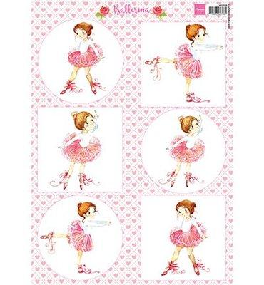 VK9558 - Marianne Design - Knipvel - Ballerina