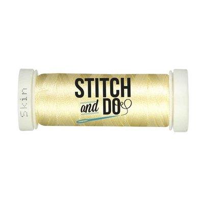 Stitch & Do 200 m - Borduurgaren - Linnen – Chamois