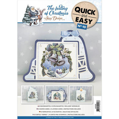 Quick and Easy 10 - The feeling of Christmas