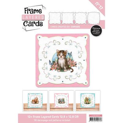 Layered Frame Cards 17 - 4K