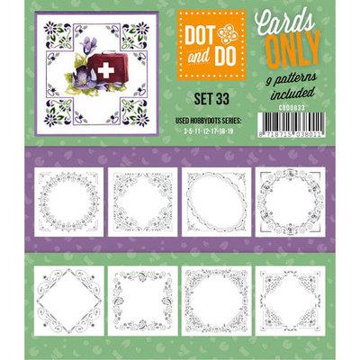 Dot & Do - Cards Only - Set 33