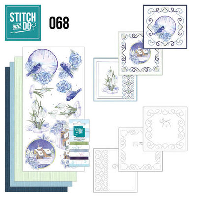 Stitch and Do 68 - Winter Classics