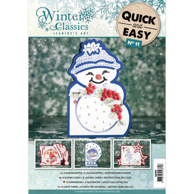 Quick and Easy 11 - Jeanines Art – Winter Classics