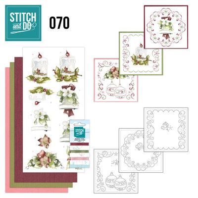 Stitch and Do 70 - Christmas