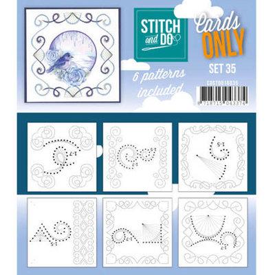 Stitch & Do - Cards Only - 35