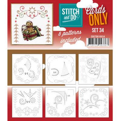 Stitch & Do - Cards Only - 34