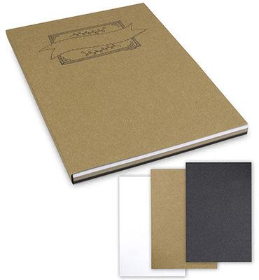 Papicolor - Handlettering Block - A4 - 6x10 sheets