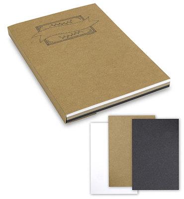 Papicolor - Handlettering Block - A5 - 6x10 sheets