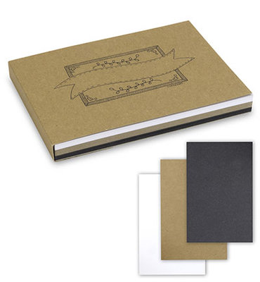 Papicolor - Handlettering Block - A6 - 6x10 sheets