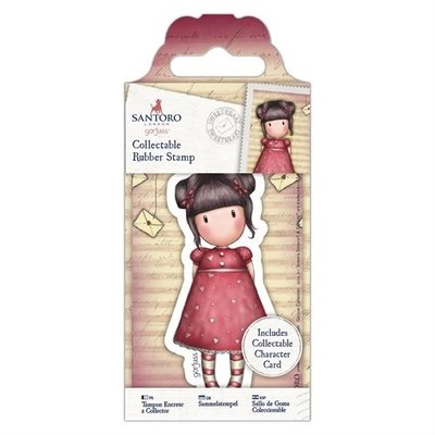 Collectable Rubber Stamp - Santoro - No. 54 Sweetheart