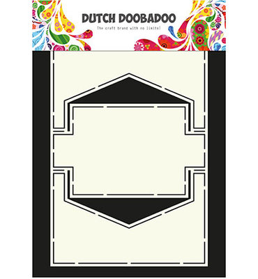 470.713.321 Dutch DooBaDoo – Card Art – Swingcard 7 – 22x15cm