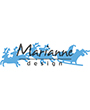 LR0495 – Marianne Design – Creatables – Santa is coming
