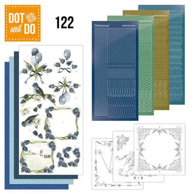 Dot and Do 122 - Precious Marieke Blauwe Druifjes