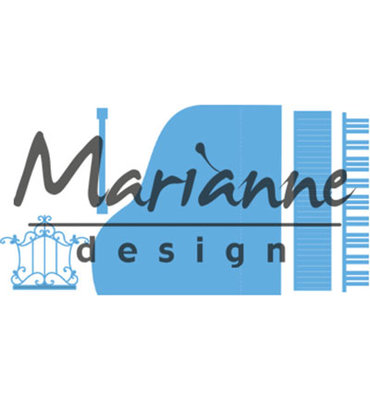 LR0501 Marianne Design - Creatable – Piano